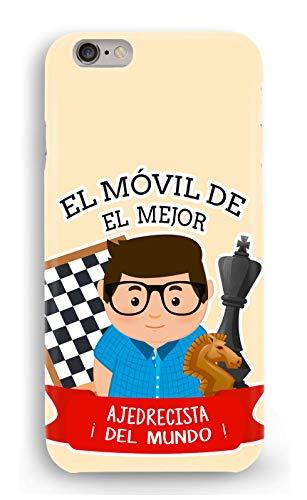 Funda Carcasa ajedrecista Regalo Jugador...