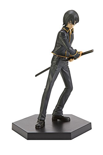 Gintama Yamazaki Sagaru DXF PVC Figure
