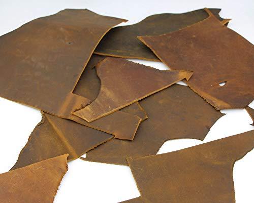 Passion Junetree ritagli in pelle vacchetta pelle bovina di cuoio spessore 2.0mm 500g