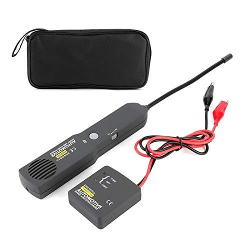 Trazador de circuito eléctrico, detector de circuito automotriz con pantalla LED para...