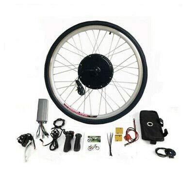 """Kit per bicicletta elettrica con ruota posteriore da 28"""", kit completo di conversione per bici elettrica, 500 W, 36 V"""