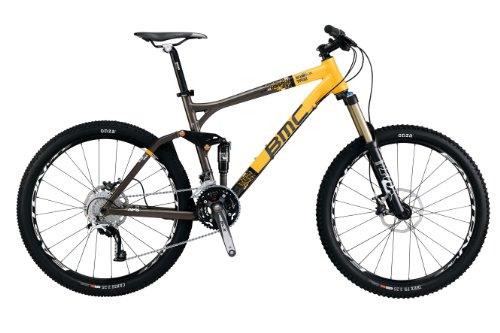 BMC MTB Trailfox TF02 SLX/XT mango (2012) (Oberrohrlänge: 59 cm)