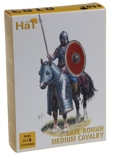 Hat Figures - Late Roman Mounted Archers - HAT8183