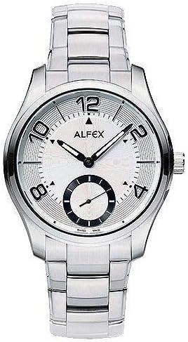 Reloj de Caballero Alfex de Cuerda con armis de Acero