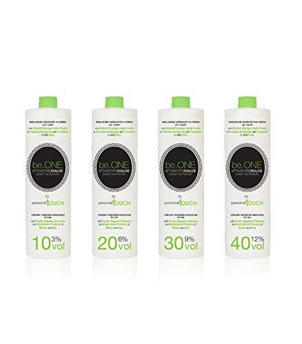 BE.ONE Aktivator für Haare Creme 1 Liter Emulsion 10 Vol.