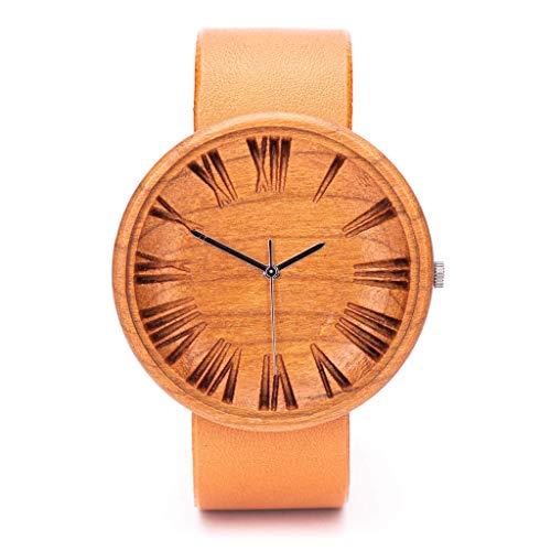 Holz Uhren Damen Von Ovi Watch | Holz Armbanduhr | Schweizer Uhren | Zero Waste Produkte | Quarz Holzuhr