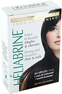 Heliabrine Capsules For Hair and Nails