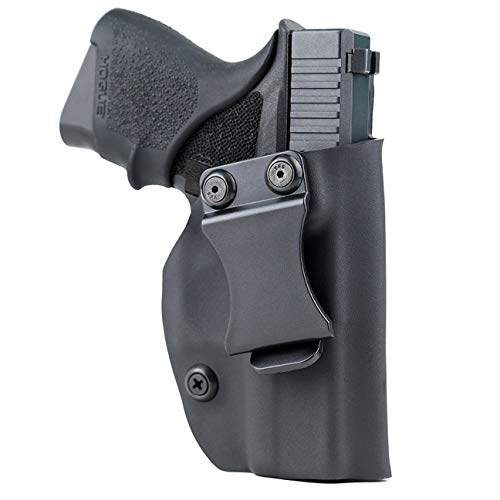 Matte Black - Kydex Concealment IWB Holster (Right-Hand, Walther PPS M2)