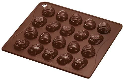 Dr. Oetker Silikon-Schokoladenform