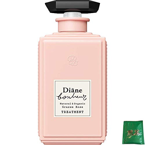Moist Diane Bonheur Hair Ttreatment 500ml - Grasse Rose (Green Tea Set)