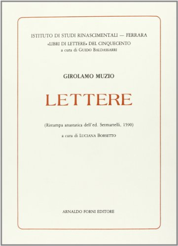 Lettere (rist. anast. 1590)