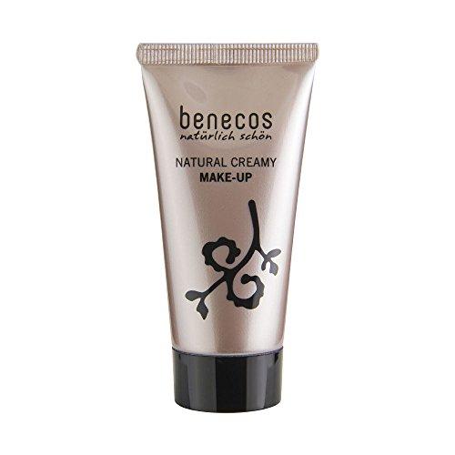 Benecos Base De Maquillaje En Crema Nude 30Ml. 1 Unidad