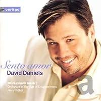 David Daniels - Sento Amor