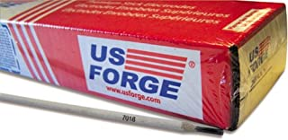 US Forge Welding Electrode E7018 1/8-Inch by 14-Inch 10-Pound Box #51834