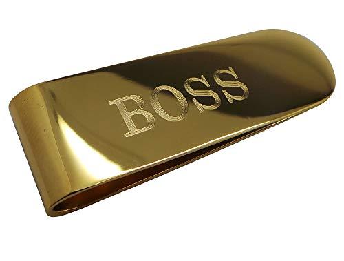 Luxury Vault Luxury Vault , Geldklammern Gold gold 5 cm