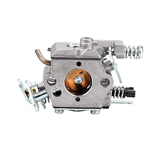 Kuupo WT-834 WT-657 WT-529 Carburetor for 36 41 136 137 141 142 Chainsaw 530071345 530071987 Carb with Carbon Dirt Jet Cleaner Tool Air Filter Tune Up Kit