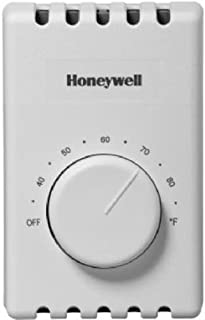 Honeywell Manual 4 Wire Premium Baseboard/Line Volt Thermostat(YCT410B1000/U)