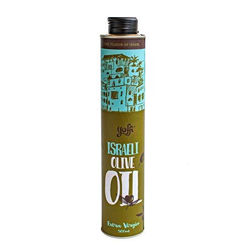 Israelisches Olivenöl von Yoffi - koscher - 500 ml