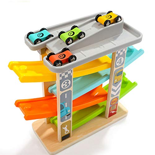 Learn More About Lxrzls Children's Puzzle Rail car Toy car Children's Glider Toy boy 1-2-3 Years Old...