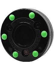 Green Biscuit Rodillo Entrenamiento Disco - Schwarz/Grün, One Size