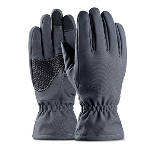 C-FUNN -30? Waterdichte Motorfiets Ski Snowboard Handschoenen Warm Thermische Winter Sport Mannen Vrouwen XL Grijs