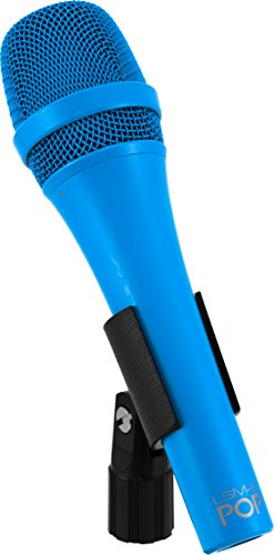 MXL Vocal Dynamic Microphone, Blue LSM-9 POP