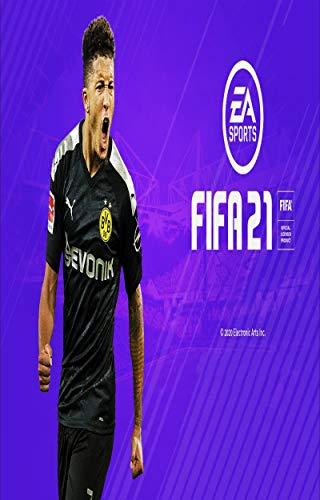 Fifa 21: Book Fifa 21 for kids and adults (English Edition)