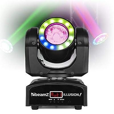 DJ Moving Heads Lights RGBW Bright Spot DMX Control Disco Stage Lighting