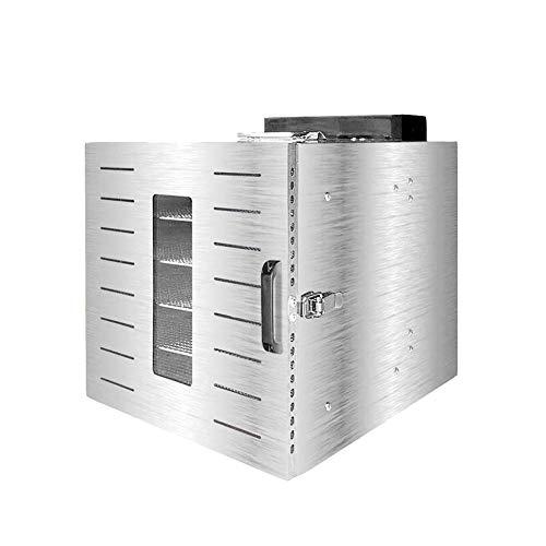 Why Should You Buy 6 Tray Premium Electric Food Dehydrator Machine - 430w - Digital Timer & Temperat...