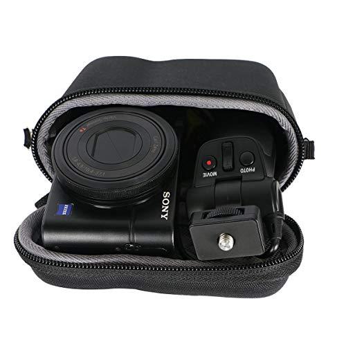 Duro Viajar Caso Cubrir para Sony DSCRX100 / M2 / M3 / / M4 / V / M6 Cámara & Sony vctstg1 Shooting Agarre Captura Agarre trípode por co2CREA