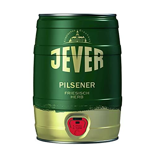 Jever Pilsener Partydose, pfandfrei 1x5,00 L