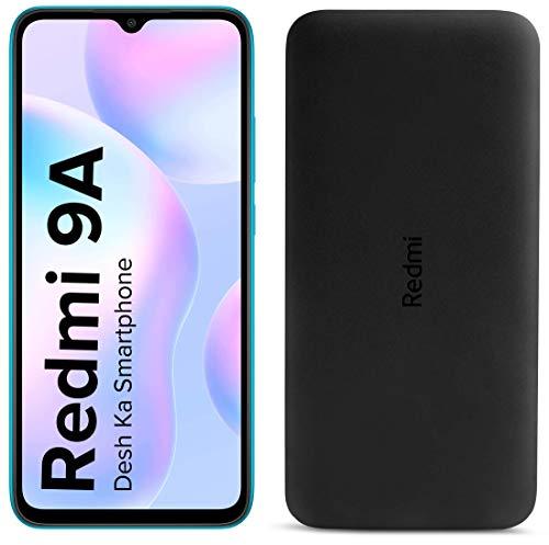 Redmi 9A (Midnight Black, 3Gb Ram, 32Gb Storage) with Redmi...