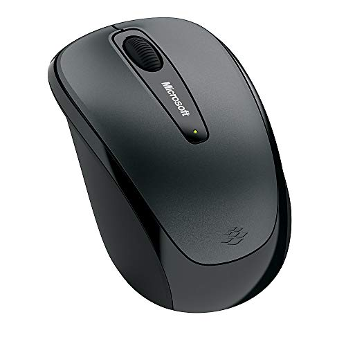 Microsoft Wireless Mobile Mouse 3500 - Gray (GMF-00010)