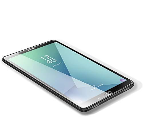 Samsung Galaxy TAB A 10.1 Panzerglas Schutzfolie, POSUGEAR 2 Stück Panzerglasfolie Ultra-klar 9H Festigkeit Bildschirmschutzfolie Kompatibel mit Samsung Galaxy TAB A 10.1 2016 T580/T580N