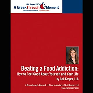 Beating a Food Addiction cover art