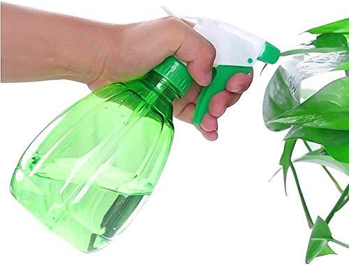 zgpqaw Arrosoir darrosage réglable à Pression Manuelle Verte, Outil de Plantation de Fleurs de Pot de Jardin de pulvérisateur de Fleurs