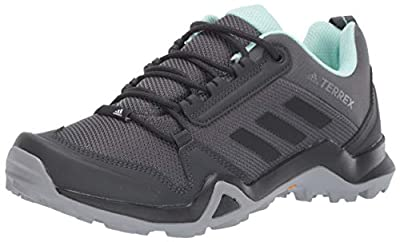 adidas outdoor Terrex AX3 Grey Five/Black/Clear Mint 10