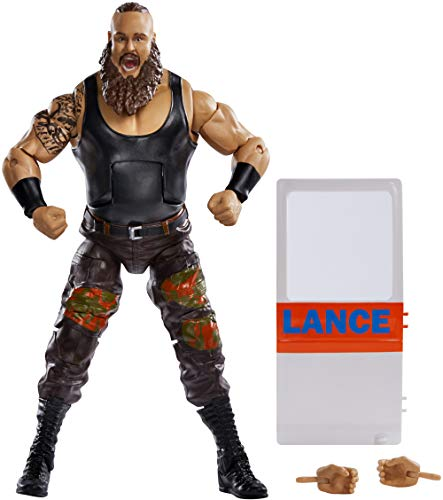 WWE Top Picks Braun Strowman Elite Collection Figure