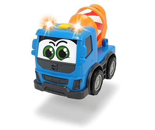 Dickie Toys Happy Series-Volvo FMX Vehículos de Construcci�