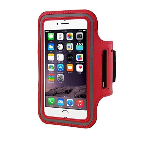 N-B Running Armband Sports Phone Case para IPhone11 Proxsmaxx786plus Sports Case Brasub Phone Correa de muñeca Set de Bolsa para Auriculares y Orificio de Carga