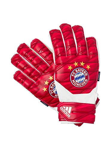 FC Bayern München Adidas Torwart-Handschuhe Fingersave, 5