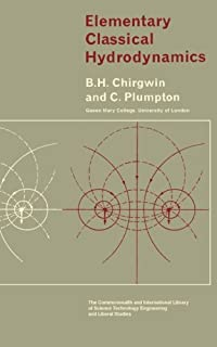 Elementary Classical Hydrodynamics: The Commonwealth and International Library: Mathematics Division
