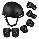 Ledivo Kids Adjustable Helmet Suitable for Ages 3-8 Years Toddler Boys...