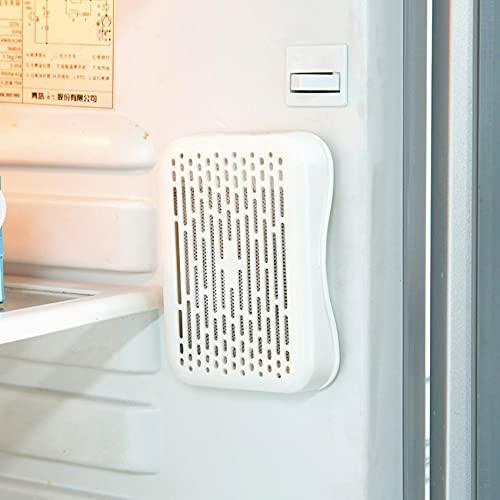 XKMY Refrigerador desodorante Refrigerador Refrigerador Aire Fresco Bolsas Cajas Purificador Desodorante Carbón Desodorante Absorber Ambientador Eliminar Organización Olor Removing Box