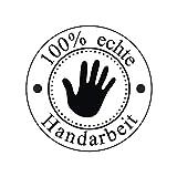 BUTTERER 28856000 Rayher Stempel Handarbeit, 3 cm Durchmesser