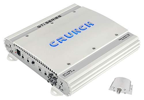 Crunch GTi-750 Auto Cablato White Audio versterker