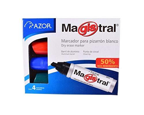Marcadores Pizarron Blanco marca AZOR