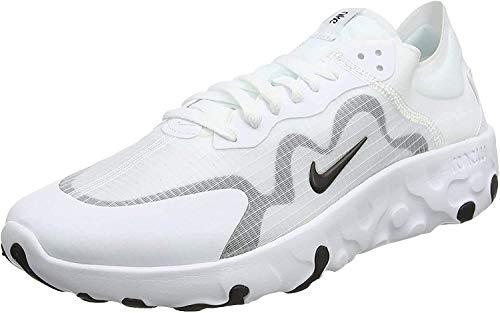 Nike Renew Lucent, Scarpe da Running Uomo, Bianco (White/Black 100), 45 EU