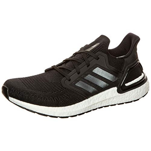 adidas Herren Ultraboost 20 Laufschuh, Core Black/Night Met./Ftwr White, 42 EU
