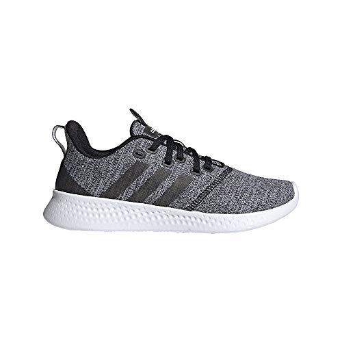 adidas Puremotion, Zapatillas de Running Mujer, NEGBÁS/NEGBÁS/FTWBLA, 41 1/3 EU